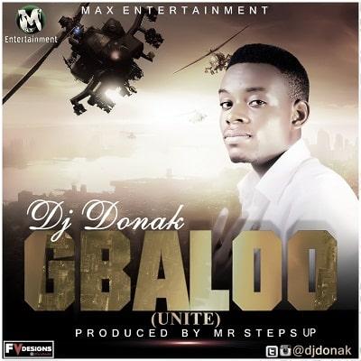DJ Donak Gbaloo