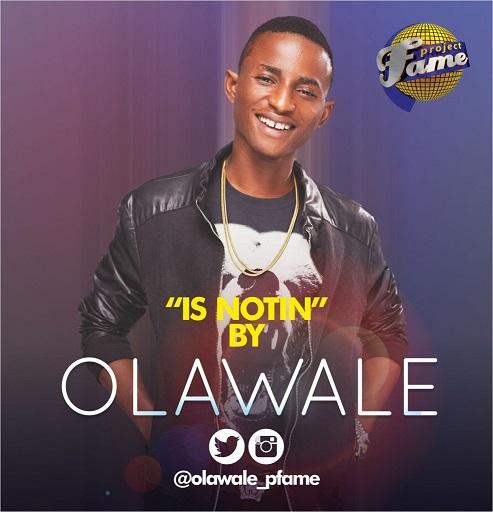 Olawale Is Notin Cover Art