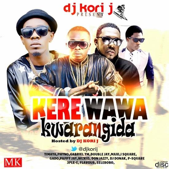 DJ Kori J - KeReWaWa Kwarangida Mixtape Ft. Veeco knygz