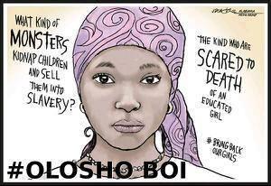 Olamide Olosho Boi