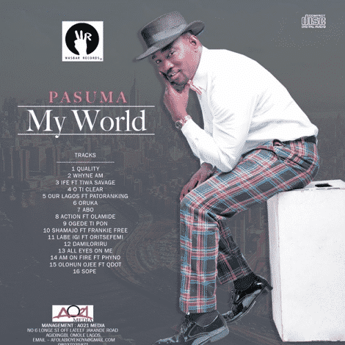 Pasuma My world