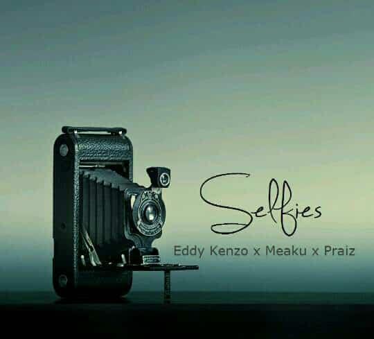Eddy Kenzo Praiz Meaku Selfies