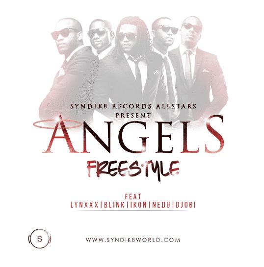 Syndik8 Records Allstars Angel Freestyle
