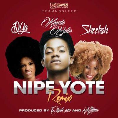 Sheebah Nipe Yote Remix