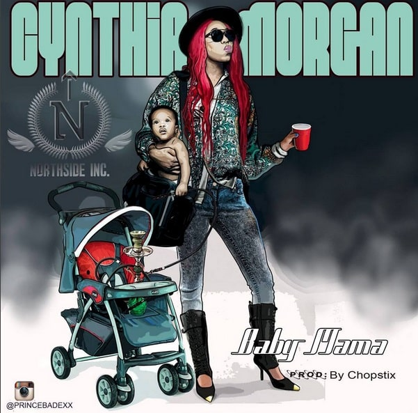 Cynthia Morgan Baby Mama