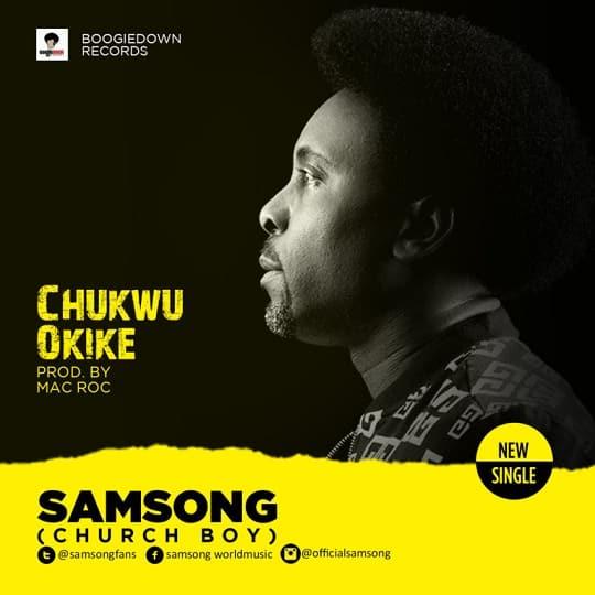 Samsong Chukwu Okike