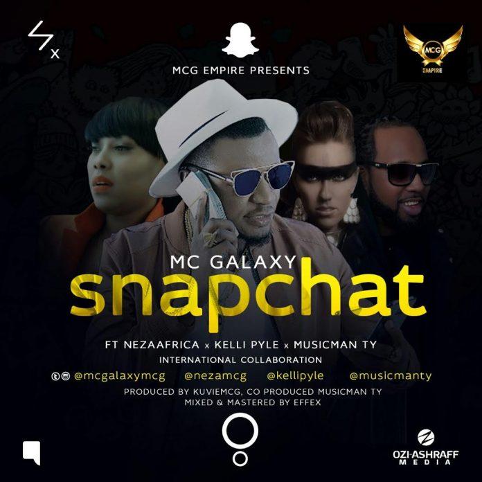 MC Galaxy Snapchat