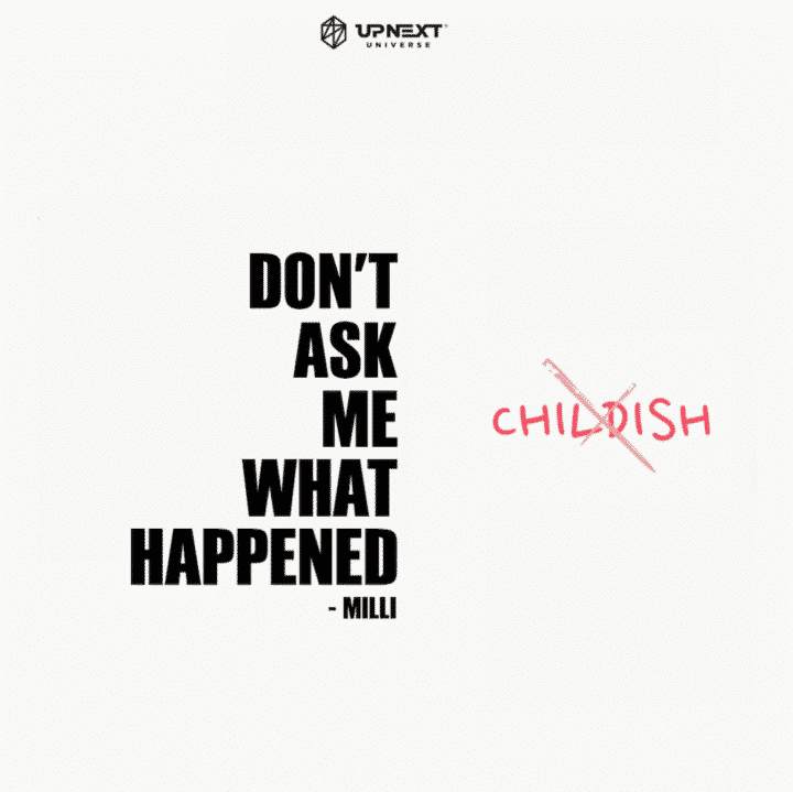 Milli Don't Ask What Happened EP
