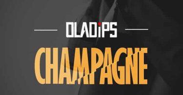 Ola Dips Champagne