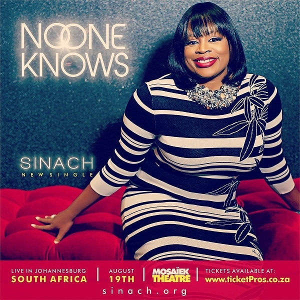 Sinach No One Knows