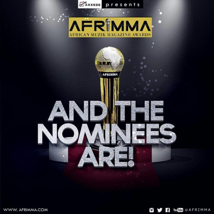AFRIMMA 2016 Nominees List
