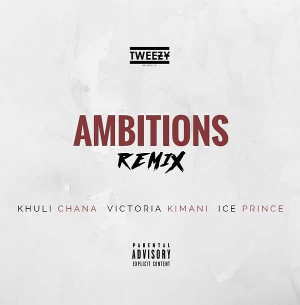 Tweezy Ambitions Remix