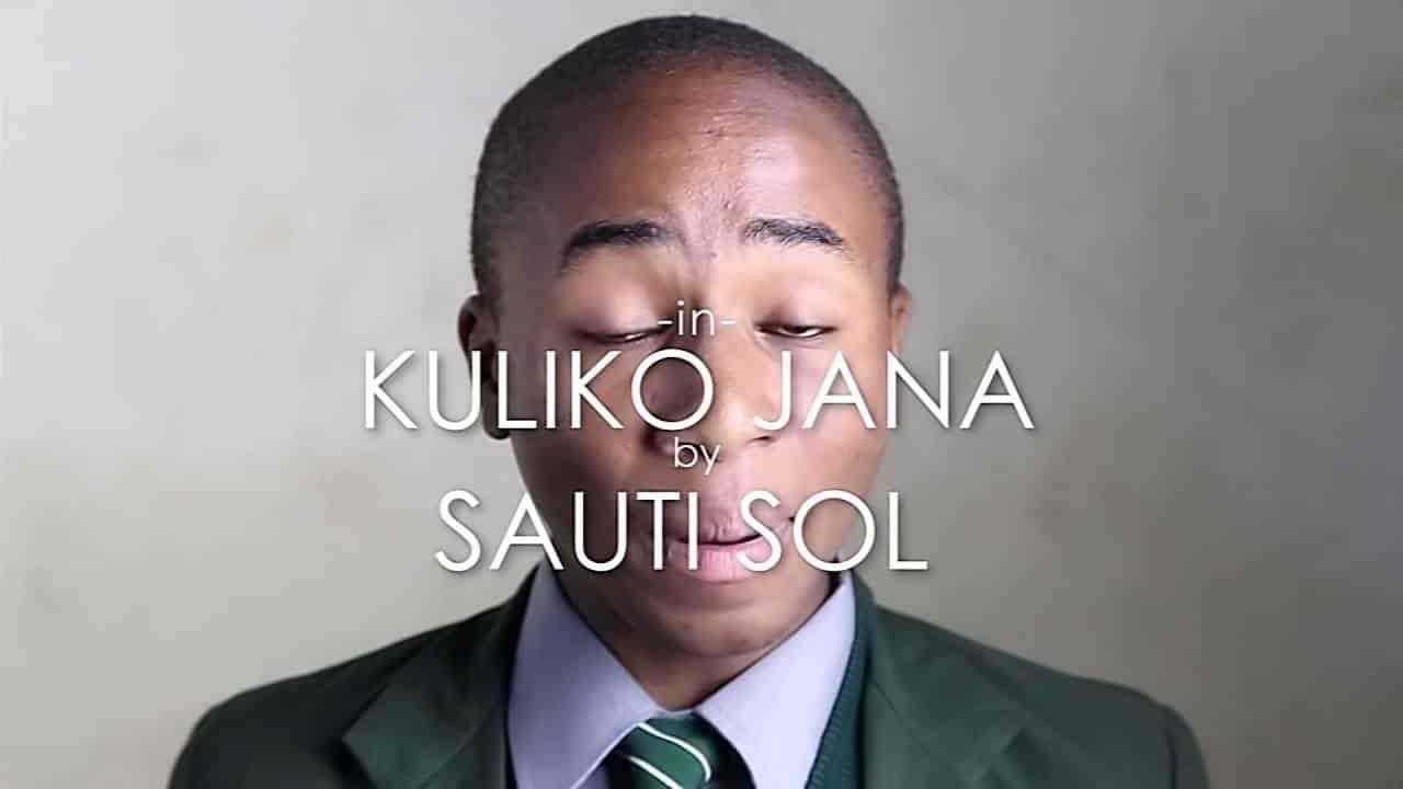 Sauti Sol Kuliko Jana Video