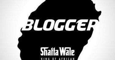 Shatta Wale Blogger