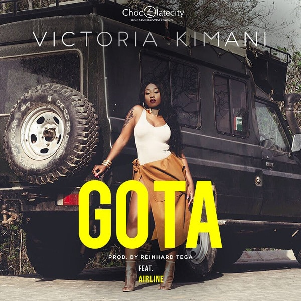 Victoria Kimani GOTA