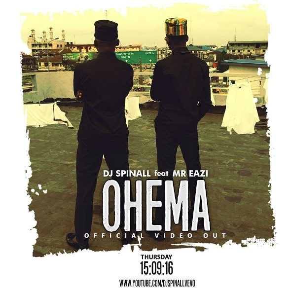 DJ Spinall Ohema Video
