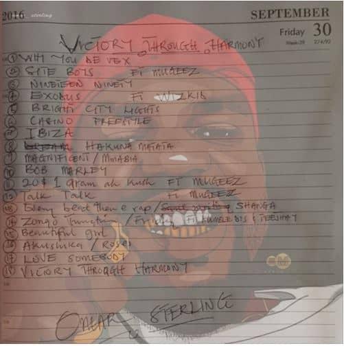 Omar Sterling ft Wizkid Exodus
