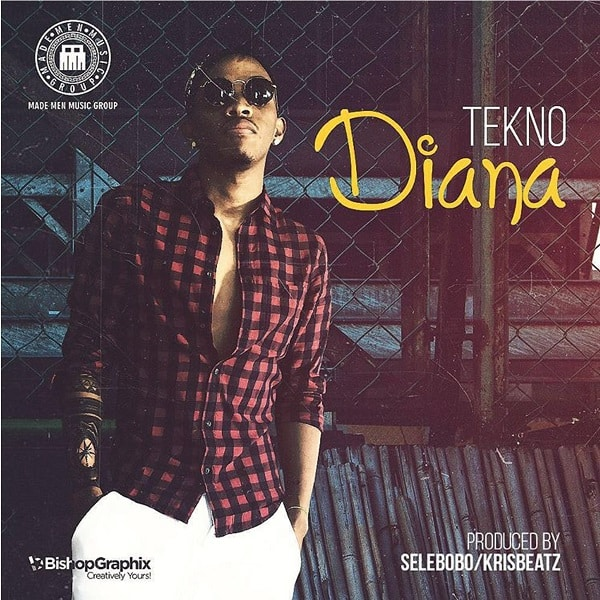 DOWNLOAD MP3: Tekno – Diana (Prod  Selebobo & Krizbeatz)