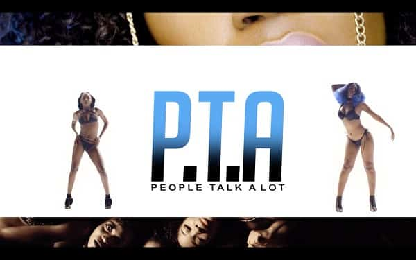 DJ Enimoney P.T.A People Talk A lot
