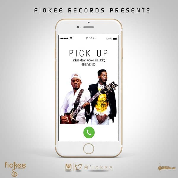 Fiokee Pick Up Guitar Cover