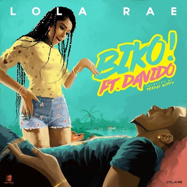 Lola Rae ft Davido Biko