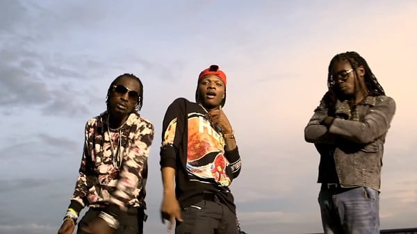 Radio & Weasel ft Wizkid