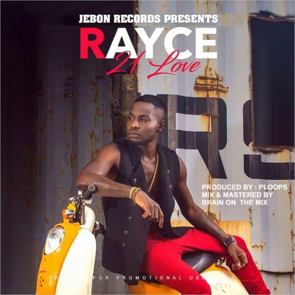 Rayce 21 Love