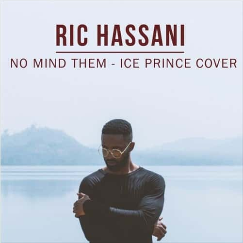 Ric Hassani No Mind Them Cover