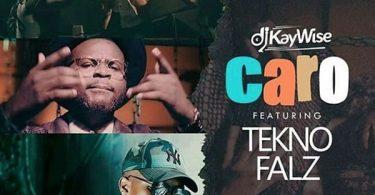 DJ Kaywise Caro