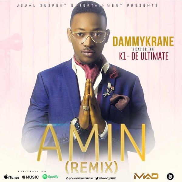 Dammy Krane Amin Remix