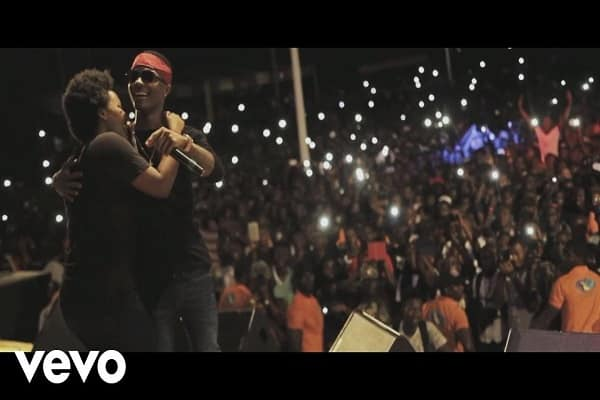 DOWNLOAD VIDEO: Wizkid – Sweet Love - NaijaVibes