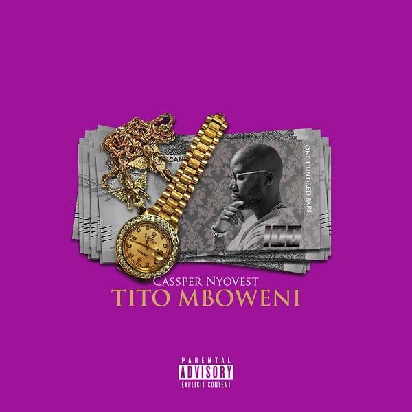 Cassper Nyovest Tito Mboweni