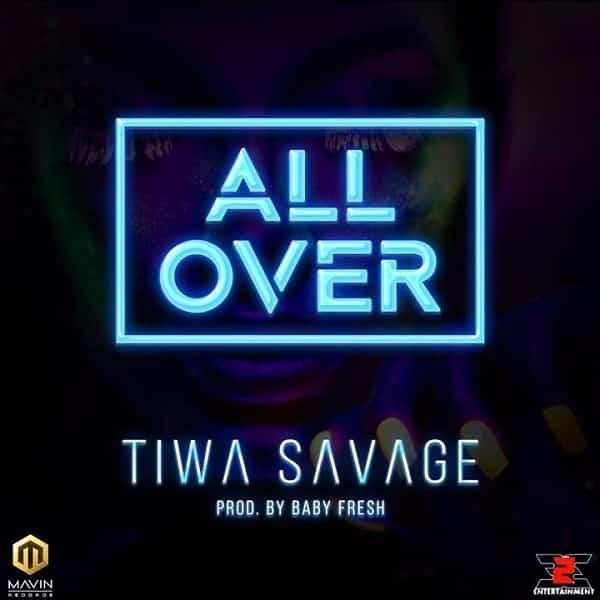 Tiwa Savage All Over