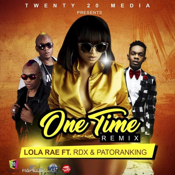 Lola Rae One Time Remix