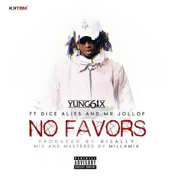 Yung6ix No Favors