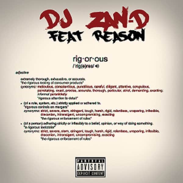 DJ Zan D – Rigorous