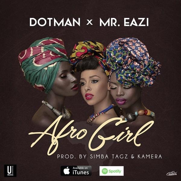 Dotman – Afro Girl