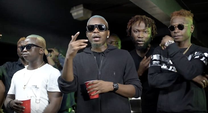 DOWNLOAD VIDEO: Olamide – Wavy Level - NaijaVibes