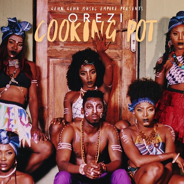 Orezi Cooking Pot