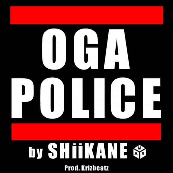 SHiiKANE Oga Police