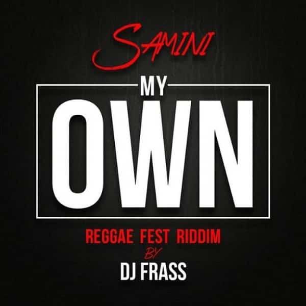 DOWNLOAD MP3: Samini – My Own (Reggae Fest Riddim) - NaijaVibes