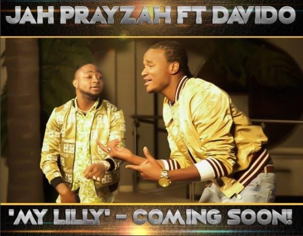 Jah Prayzah ft Davido My Lilly