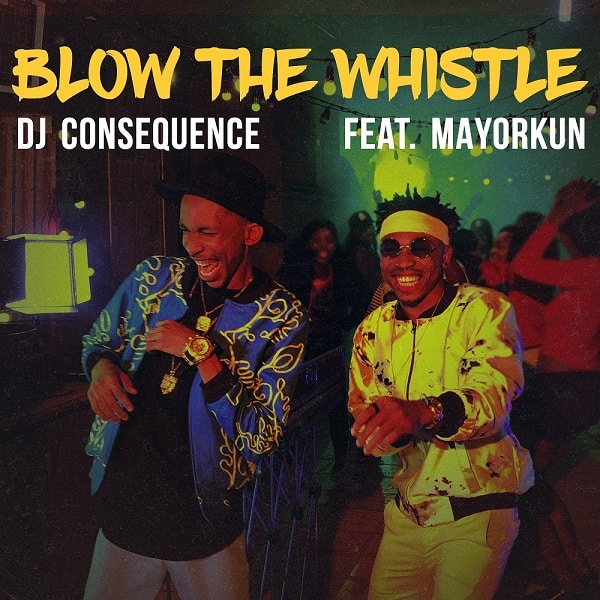 DJ Consequence Blow The Whistle