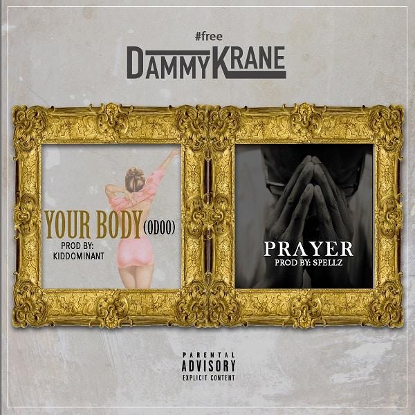 Dammy Krane Prayer Artwork