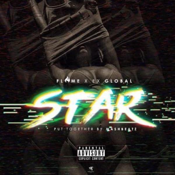 Flame & Ex Global Star Artwork