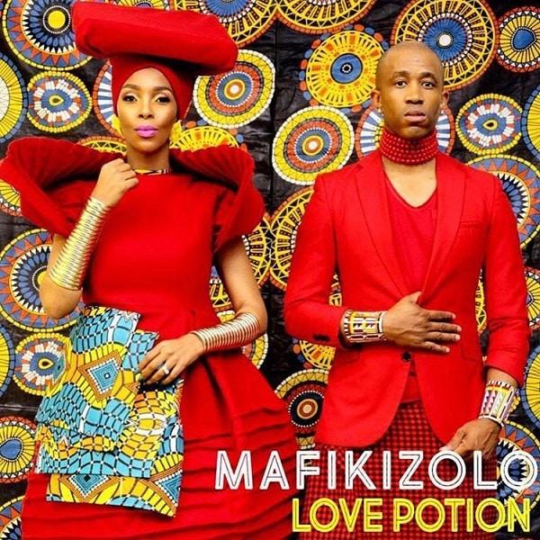 Mafikizolo Love Portion Artwork