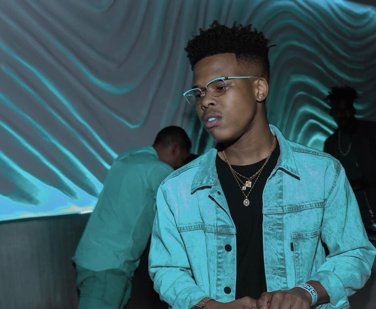 South Africas Top Notch Rapper Nasty C Jumps On The Runtown Smashing Song Mad Over You At Coke Studio Africa On Saturday Night