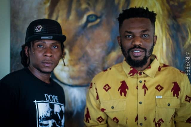 DOWNLOAD MP3: R2Bees - Plantain Chips (prod  StreetBeatz