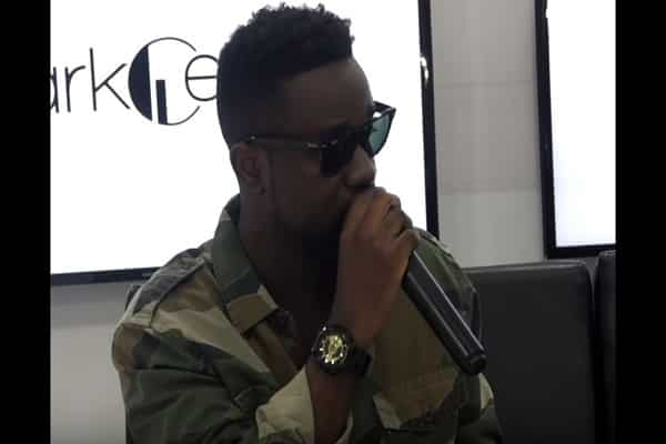 "Sarkodie ""Highest"" Album Listening Session Video"