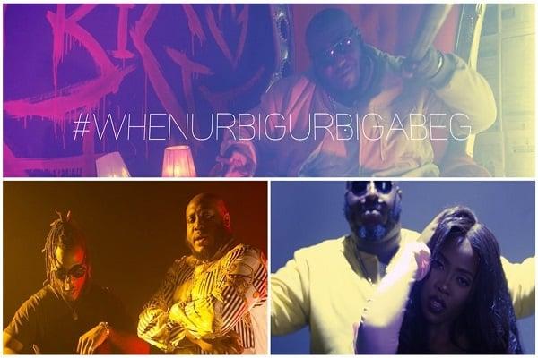 DJ Big N ft Tiwa Savage & Burna Boy Anything Video